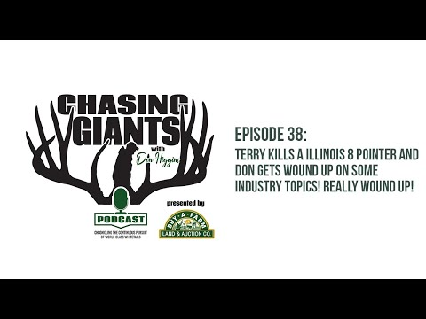 Chasing Giants with Don Higgins - Episode 38