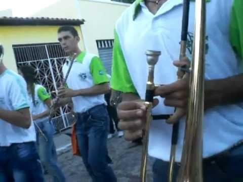 Banda de São João da Fronteira-pi(7 DE SETEMBRO)