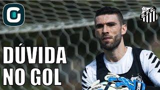 Santos tem Vanderlei e Vladimir machucados; podendo entrar com terceiro goleiro em campo. Acompanhe também as nossas redes sociais: Facebook ...