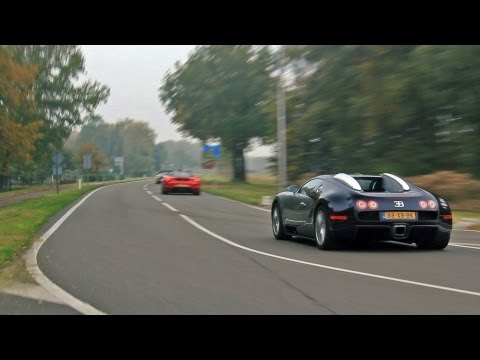 accelerating - Today I visited the Autumn Tour 2012 organized by FerrariOwnersClubNL. In this video you can see all the cars accelerating from where the start. I don't know...