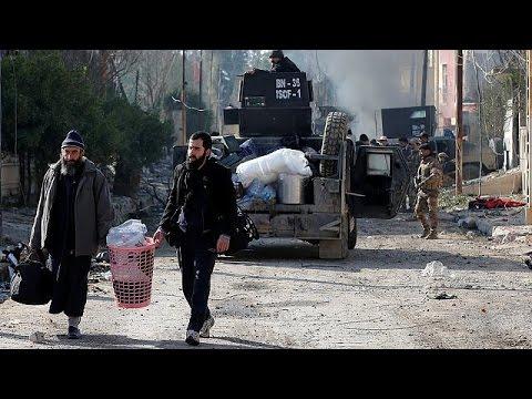 Ιράκ: Αυλή σχολείου μετετράπη σε νεκροταφείο