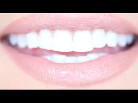 how to whiten teeth with oxygenated water