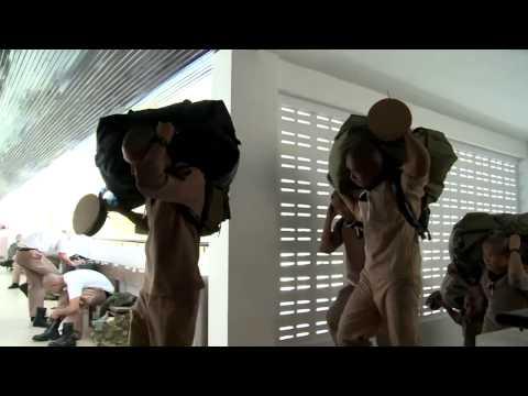 นาวิกโยธิน - การฝึกของทหารนาวิกโยธินกองทัพเรือเพื่อภารกิจพิเศษในสงครามทุกรูปแบบ...