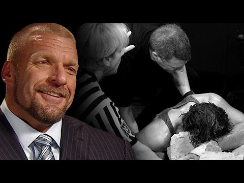 Where - WWE COO Triple H discusses the whereabouts and medical condition of the unstable Ambrose, the circumstances behind Stephanie McMahon's SummerSlam victory and John Cena's Night of Champions...