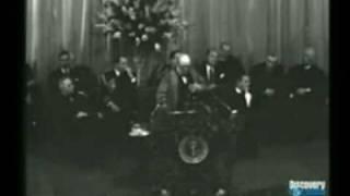 Abridged Iron Curtain Speech with subtitles