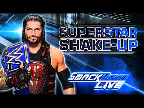 WWE Draft 2018! Superstar Shake-Up 2018 Predictions!