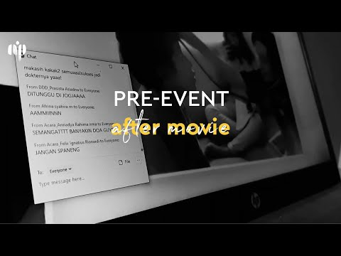Pre-Event AYP 2020 | After Movie