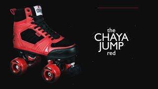 Chaya - Jump Red - trekové brusle