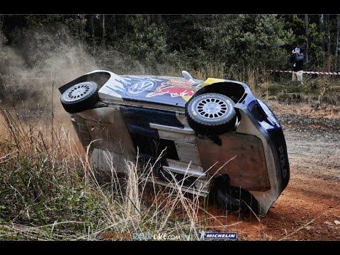 Vídeo los mejores momentos del WRC Rallye Australia 2015, Ogier ganador y campeón
