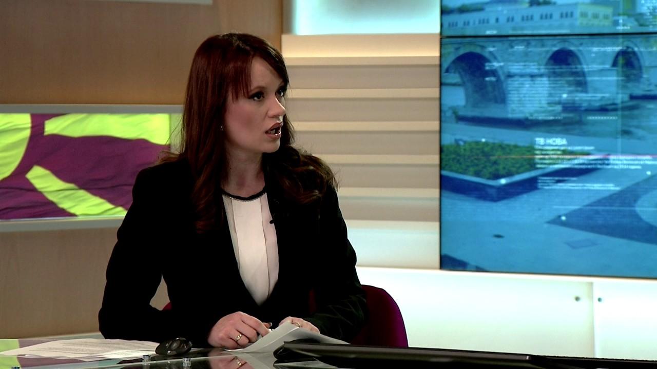 Александар Климовски – гостин во вестите на ТВ НОВА