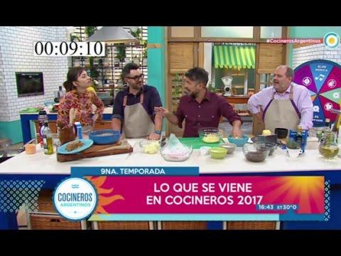 Cocineros Argentinos 2017
