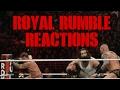 WWE Royal Rumble 2017 Reactions waptubes