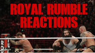 Nonton WWE Royal Rumble 2017 Reactions Film Subtitle Indonesia Streaming Movie Download