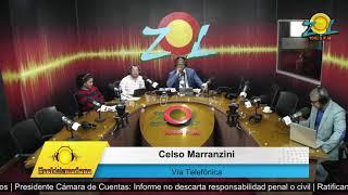 Llamada Celso Marrancini aclara situación en San Cristobal con una de sus empresas