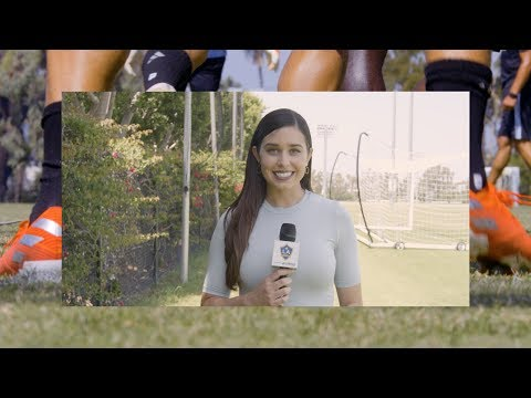 Video: Weekly Update: Megan Reza on LA Rivalry, This or That with Jonathan dos Santos
