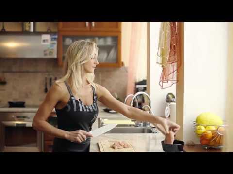 Оксана Яшанькина - Здоровое питание (видео)