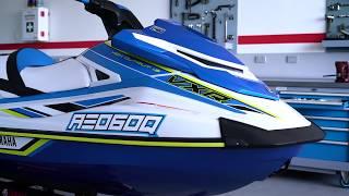 3. Yamaha WaveRunner VXR 2019