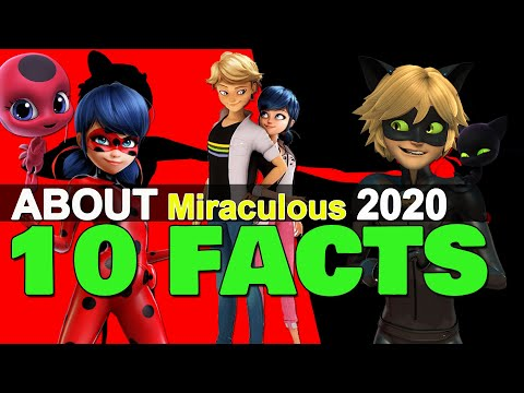 10 Interesting FACTS About Miraculous That You Need To Know   LADYBUG Miraculous