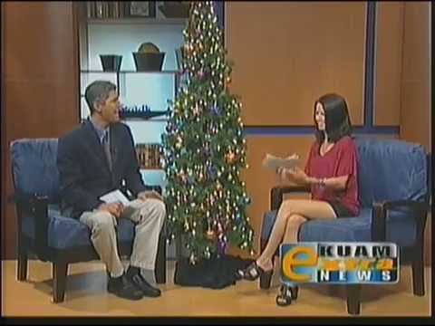 2014 Holiday Craft Fair on KUAM News