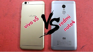 Namaskar, Iss video me humne 2 smartphone phone ke beech me speed comparison kiya hai jisme aap dekh sakenge Xiaomi Redmi Note 4,Vivo V5 ke beech speed test....