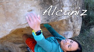 Alcaniz Bouldering by The Climbing Nomads