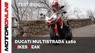 10. Ducati Multistrada 1260 Pikes Peak | Test ride [ANTEPRIMA MONDIALE]