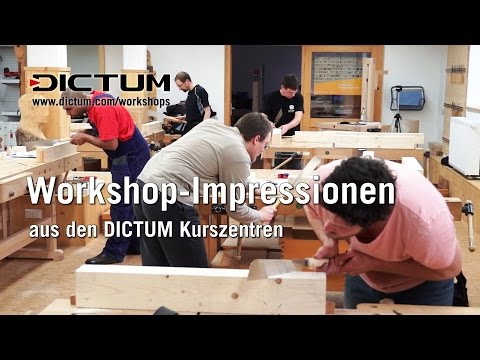 Workshop-Impressionen aus den DICTUM Kurszentren