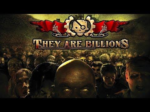 Новая офигенная стратегическая игра! They Are Billions. Обзор.