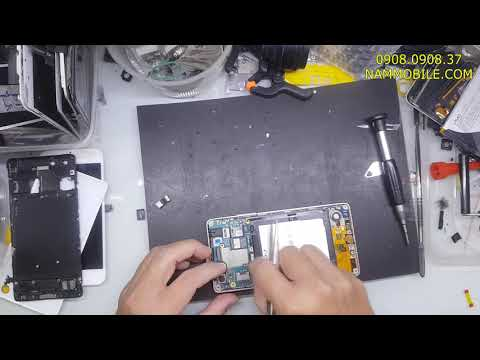 Oppo Neo 7 A33 nhấn nút nguồn không ăn, thay cáp nguồn chính hãng giá rẻ lấy liền