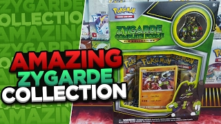 ZYGARDE COMPLETE FORME PIN COLLECTION SUN & MOON PROMO BOX OPENING by ThePokeCapital