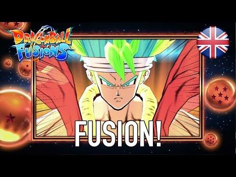 Dragon Ball Fusions en vidéo sur 3DS