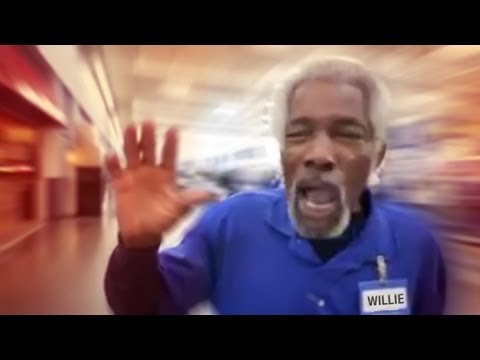 Mart - A remix of Mr. Willie, legendary Arkansas Wal-Mart greeter! Original video: https://www.youtube.com/watch?v=qPMOYLA0KTo MP3: http://melodysheep.bandcamp.com/...
