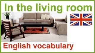 House and Home English vocabulary lesson, The living room, Expressions related to the house