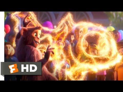 Wonder Park (2019) - Flying Fish Carousel Scene (1/10) | Movieclips