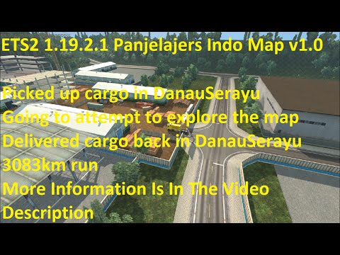 Panjelajers Indo Map v1.0