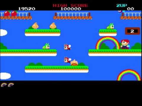 Rainbow Islands Amiga