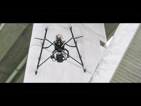 UAV Ingenieurbau & Infrastrukturinspektion.