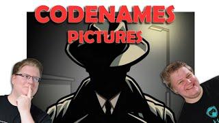 Ein auf und ab der GEFÜHLE • Codenames Pictures - TableTop • PietSmittie