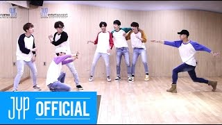 "Video GOT7 ""HOME RUN"" Dance Practice MP3, 3GP, MP4, WEBM, AVI, FLV Maret 2018"