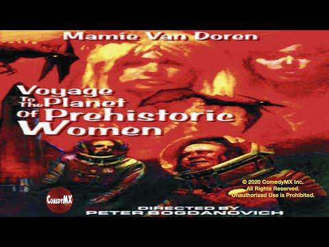 Voyage to the Planet of Prehistoric Women (1968)   Full Movie   Mamie Van Doren, Mary Marr