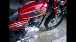 6. rs yamaha 100