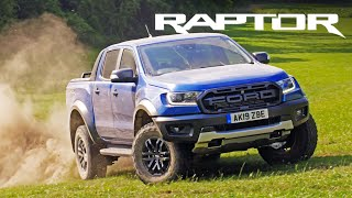 NEW Ford Ranger Raptor: Off-Road Review   Carfection 4K by Carfection