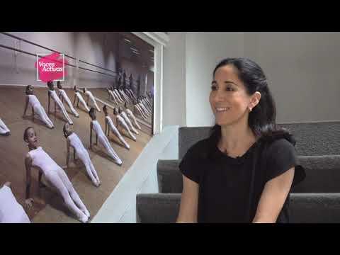 Maruja Herrera: 'Con la danza se explora el alma humana'