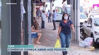 Prefeitura de Tupã consegue na justiça abertura de comércio