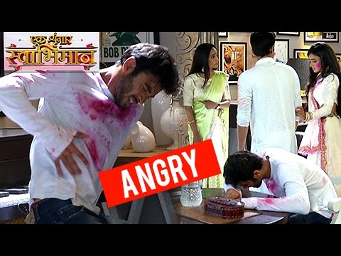 Karan Suffers From An Allergy Because Of Naina | E