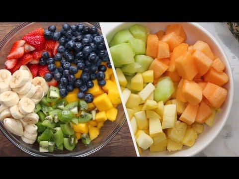 Quick Fruit Salad Recipes