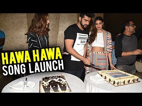 Mubarakan Song 'Hawa Hawa' Launch With Arjun Kapoo