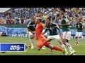 """World Cup: """"Cơn lốc"""" cuốn đổ """"tường thành"""""""