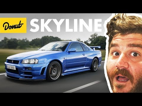 A History of the Nissan Skyline (2017) | Cool Short Doc on an Iconic Car [5:32]