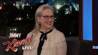 Video Meryl Streep on Mariah Carey 'Bitch Stole My Seat' MP3, 3GP, MP4, WEBM, AVI, FLV April 2018